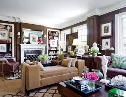 Southwest Living Room Ideas by Living Room Architectural Digest Living Room Sloped Ceiling
