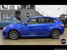 old subaru impreza hatchback 2013 subaru impreza wrx sti hatch wrb w less than 1k miles
