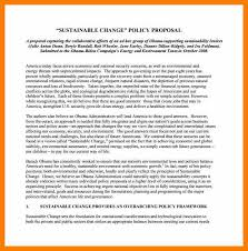 policy proposal template printable sample business proposal
