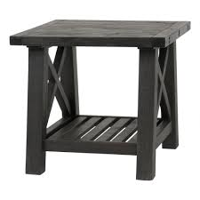 Iron Side Table Ironside Side Table Café Ironside Living Barn