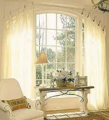 Curtains For Windows With Arches Arched Window Curtain Rods Curtains For A Semi Circle