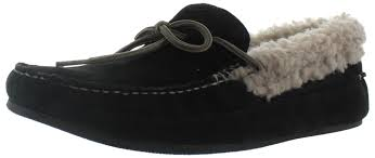 Mens Leather Bedroom Slippers by Start Wearing House Shoes While You Are Home Univeart Com