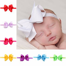 newborn hair bows newborn photography props child headband baby hair accessory baby