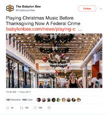 before thanksgiving is a federal crime