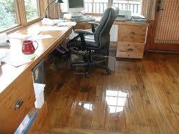 plastic floor cover for desk chair office chair mat for hardwood floors deboto home design office