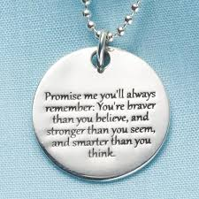 you necklace images Promise me pendant at signals hn1486 jpg
