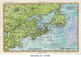 map canada east coast historical map canada stock photos historical map canada stock