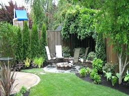Backyards Design Ideas Best Small Backyard Ideas Small Backyard Landscape Design Of