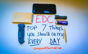10 Must Carry On Essentials by Edc Top 7 Things You Should Carry Every Day