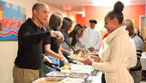 pic of obama supposedly in houston after hurricane harvey is from 2015