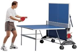collapsible ping pong table furniture fascinating image of folding wheel dark blue outdoor