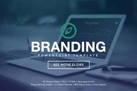 keynote themes compatible with powerpoint branding powerpoint template presentation templates creative market