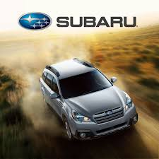 2014 subaru outback dynamic digital brochure