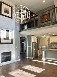 Home Decorating New Home Design Interior From Meritage Homes