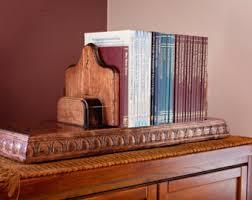 Pine Wood Bookshelf Pine Dresser Etsy