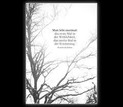 trauerkarte sprüche gedankenvolle trauerkarte mit balzac zitat http www