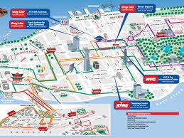 Subway Map Brooklyn 100 Map New York City