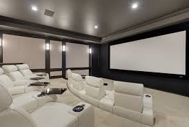 Home Theater Home Theater Chairs Home Theater Photos And Ideas - Home theater interior design ideas