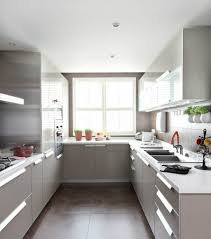 kitchen u shaped kitchen designs for small kitchens with long