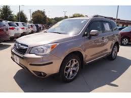 lowered subaru forester used 2015 subaru forester for sale mckinney tx