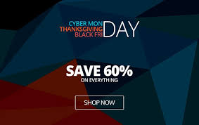 thanksgiving day black friday cyber monday 5 days of immense