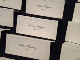 creative place card designs and card ideas for las vegas