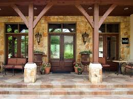 country home plans with front porch this proch hill country porch home building
