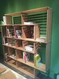 stylish shelving units help improve your home decor