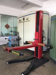 direct factory price ce iso certification hydraulic single post