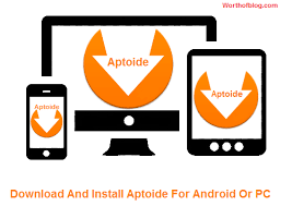 aptoide download for pc download aptoide on pc apk android installation aptoide iphone