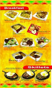 fritangas mexican restaurant silverthorne breakfast menu silverthorne