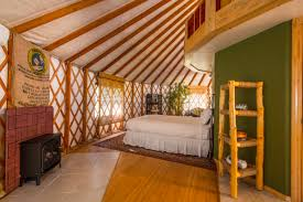 yurt rental northern california camping yurt california glamping