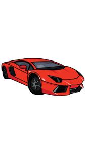sketch of lamborghini gallardo how to draw lamborghini aventador a car easy by