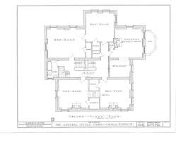 House Of Blues Floor Plan by File General Grenville M Dodge House 605 South Third Street