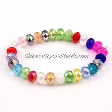 beading bracelet crystal images Crystal bracelets chinese crystal beads jpg