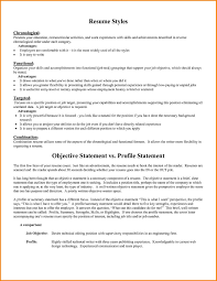 Resume Objective Statement - mission statement exles for resume exles of resumes