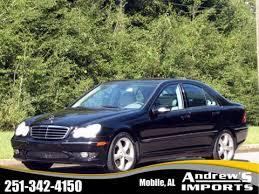 2006 mercedes c class for sale mercedes c class for sale in mobile al carsforsale com
