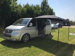 Vw T5 Awnings Visiontech Sunshade Awnings In Stock Visiontech Automotive