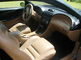 95 mustang gt interior 1995 ford mustang gt convertable mustang evolution