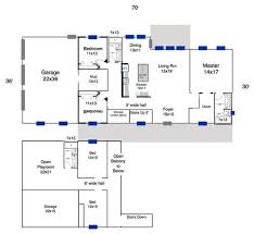 two story loft floor plans sophisticated 2 story pole barn house plans pictures best