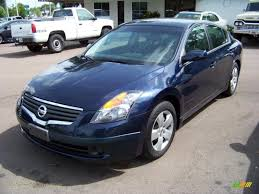 nissan altima z5s used 2007 nissan altima 2 5 s in majestic blue metallic photo 7