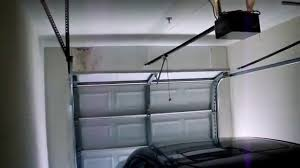 liftmaster jackshaft garage door opener my old liftmaster garage door opener youtube
