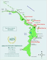 abaco resort map abaco estate services map of abaco bahamas