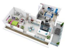 house plans under 1000 square feet 1000 square feet 3d 2bhk house