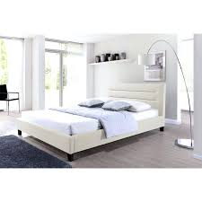 Modern King Size Bed Frame Bed Frame With Storage Queen White Leather King Size Platform Bed