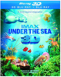 amazon com imax under the sea 3d single disc blu ray 3d blu ray