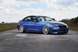 bmw slammed new shoes f30 velgen vmb7 slammed