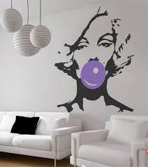 aliexpress com buy marilyn monroe bubble gum beauty hair salon