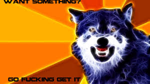 Meme Courage Wolf - fractalius meme courage wolf