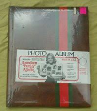 magnetic page photo album ebay